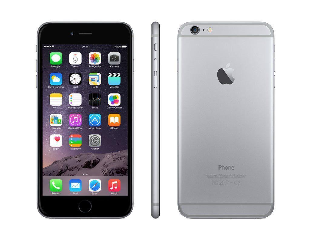 Apple Iphone 6 Plus 16gb Space Gray Boost Mobile Smartphone Ebay Apple Iphone 6 Iphone Apple Iphone 6s Plus