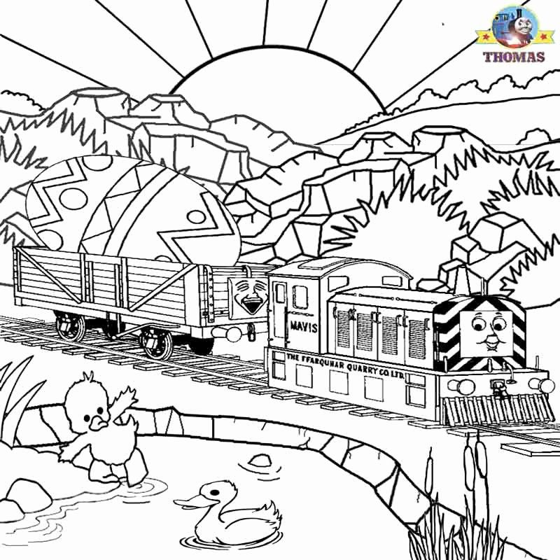 Printable Train Coloring Pages New Free Printable Easter Worksheets Thomas The Train Coloring Train Coloring Pages Easy Coloring Pages Fall Coloring Pages