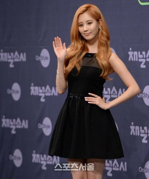 150721 '채널 소녀시대/Channel SNSD' Press Conference : Seohyun