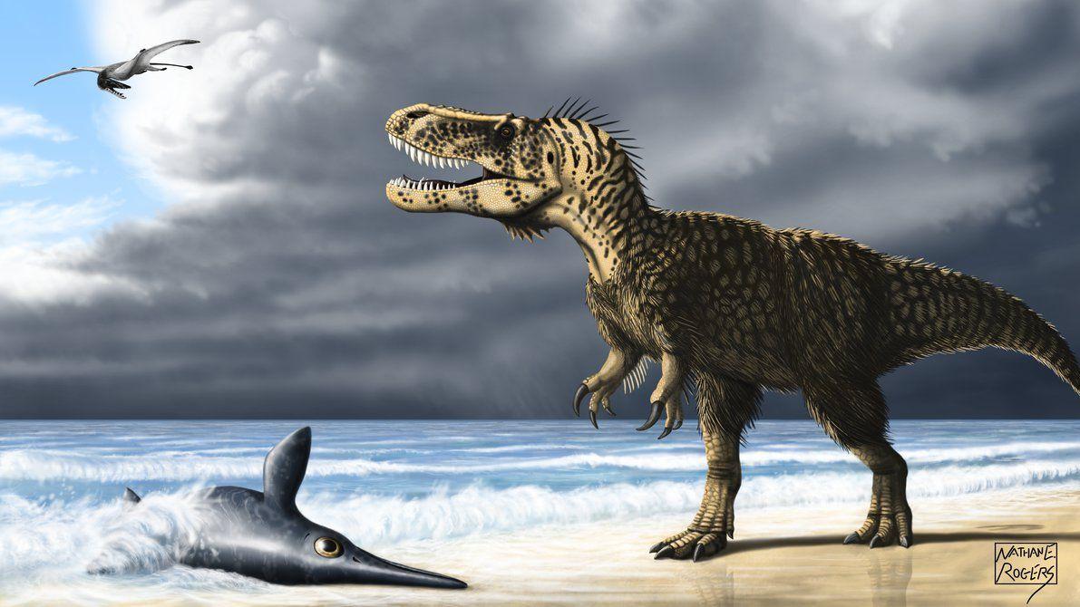 Torvosaurus Gurneyi Prehistoric Animals Dinosaur Art Prehistoric Creatures