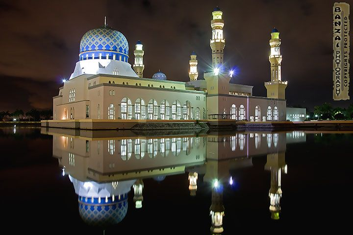 Masjid Masjid Tercantik Di Malaysia Masjid Taj Mahal Malaysia