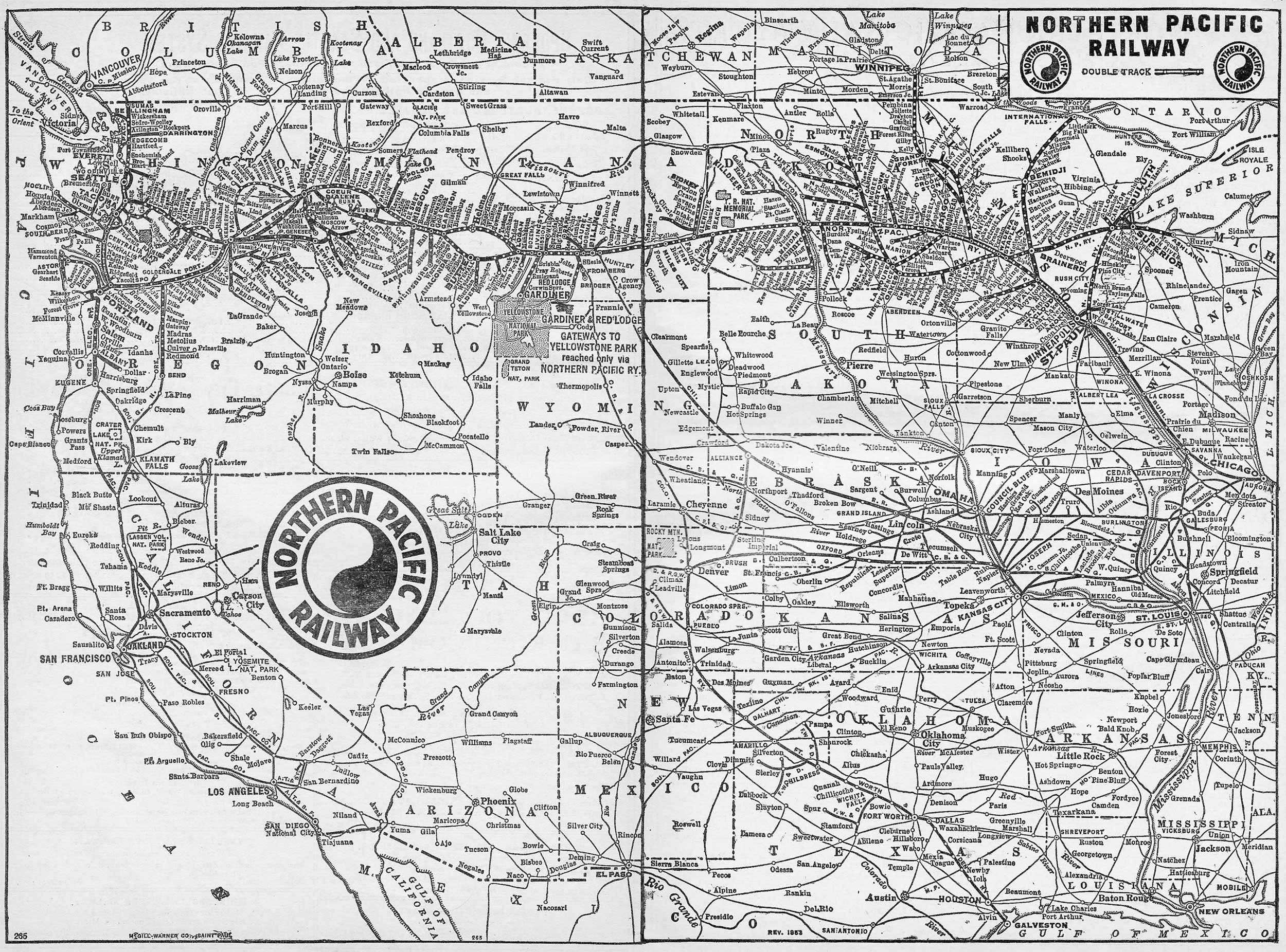 The Northern Pacific Railway | NP in 2019 | Bnsf railway ... on ferromex map, texas railroad tracks map, union pacific railroad map, spokane portland and seattle railway map, kansas city southern railroad map, csx railroad map, illinois central railroad route map, bnsf map, burlington route map, florida railroad map, milwaukee electric railroad lines map, riyadh metro map, milwaukee road map, milwaukee railroad route map, norfolk southern railroad track map, b&o railroad map, central pacific rail lines map, metropolitan milwaukee railroad tracks map, dakota minnesota and eastern railroad map, berlin germany capital map,