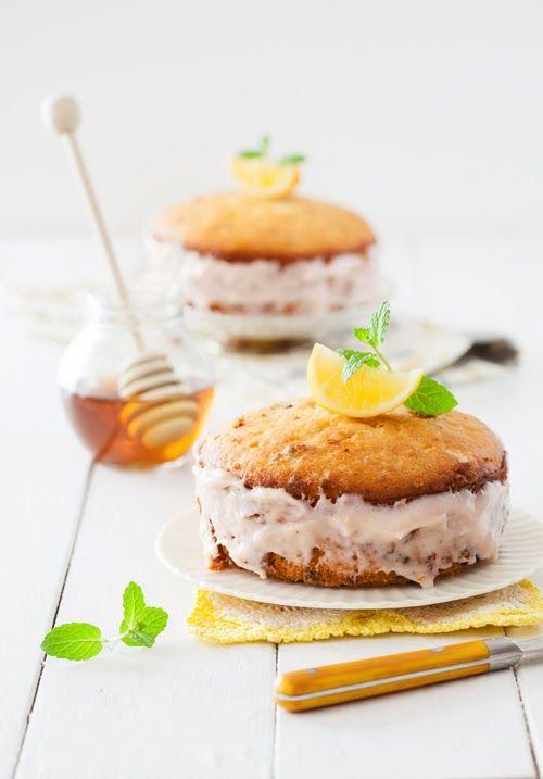 Lemon Tea Cake Recipe