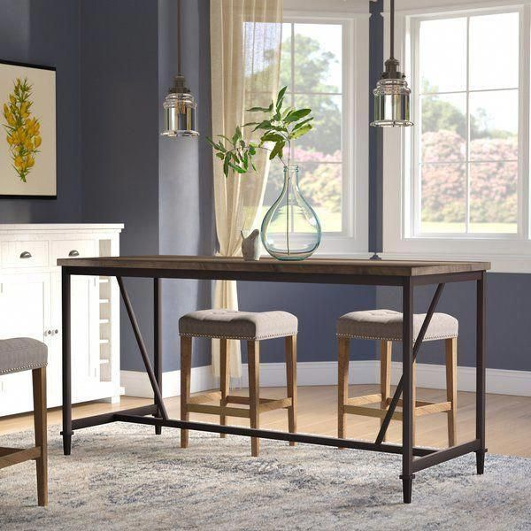 Brilliant Youll Love The Lansing Counter Height Pub Table At Wayfair Cjindustries Chair Design For Home Cjindustriesco