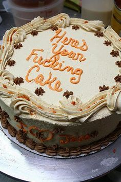 offensive cakes tumblr Pesquisa Google BirthdayGifts Ideas Or