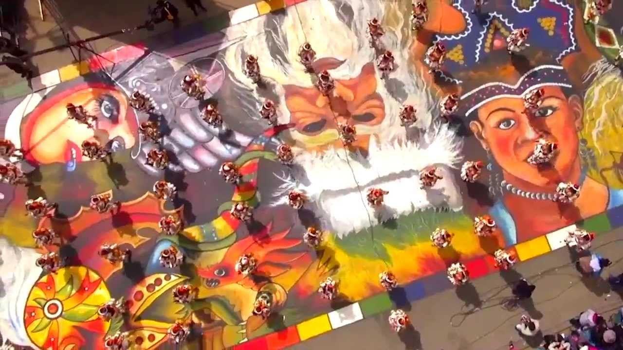 Carnaval de Oruro 2014   Spot Official HD