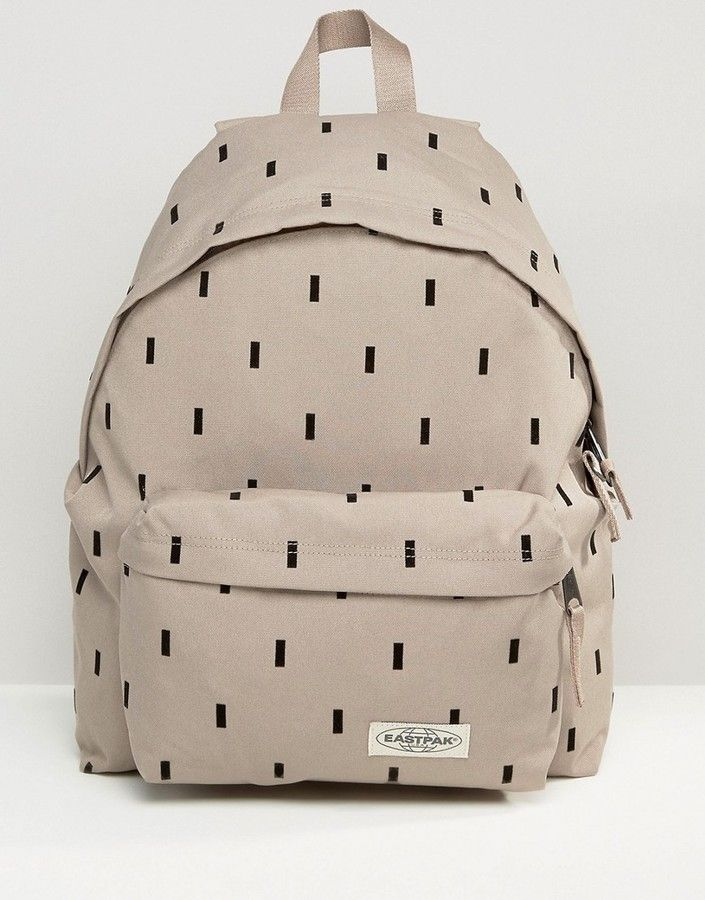 1dd1129c706 Eastpak Padded Pak'R Modern Print Backpack | ASOS saved by #ShoppingIS