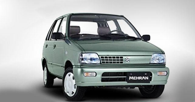 Suzuki Mehran In Pakistan Featured Random Pakwheels Pinterest