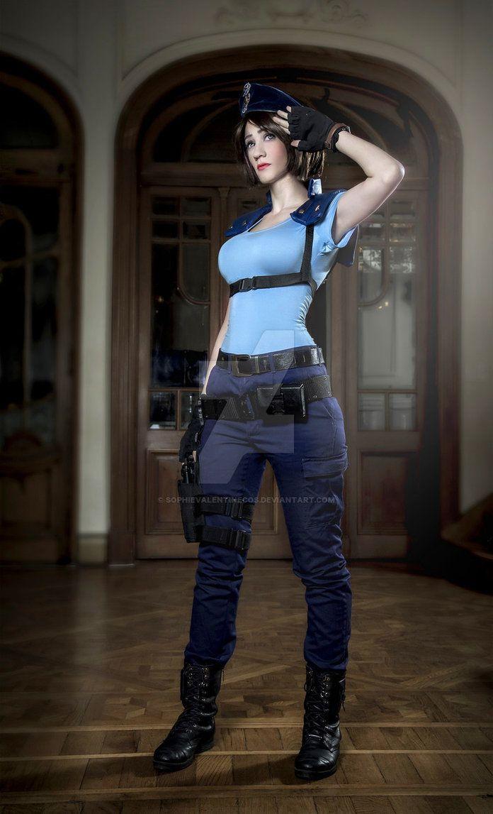 Stars Cosplay Resident Evil