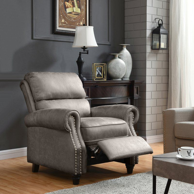 Hesse Manual Recliner Furniture Recliner Living Room Furniture