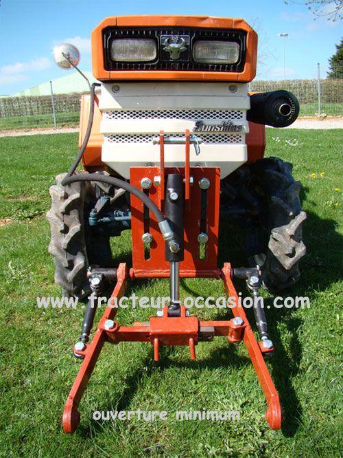 Relevage Avant Special Micro Tracteur Retrouvez Notre Relevage