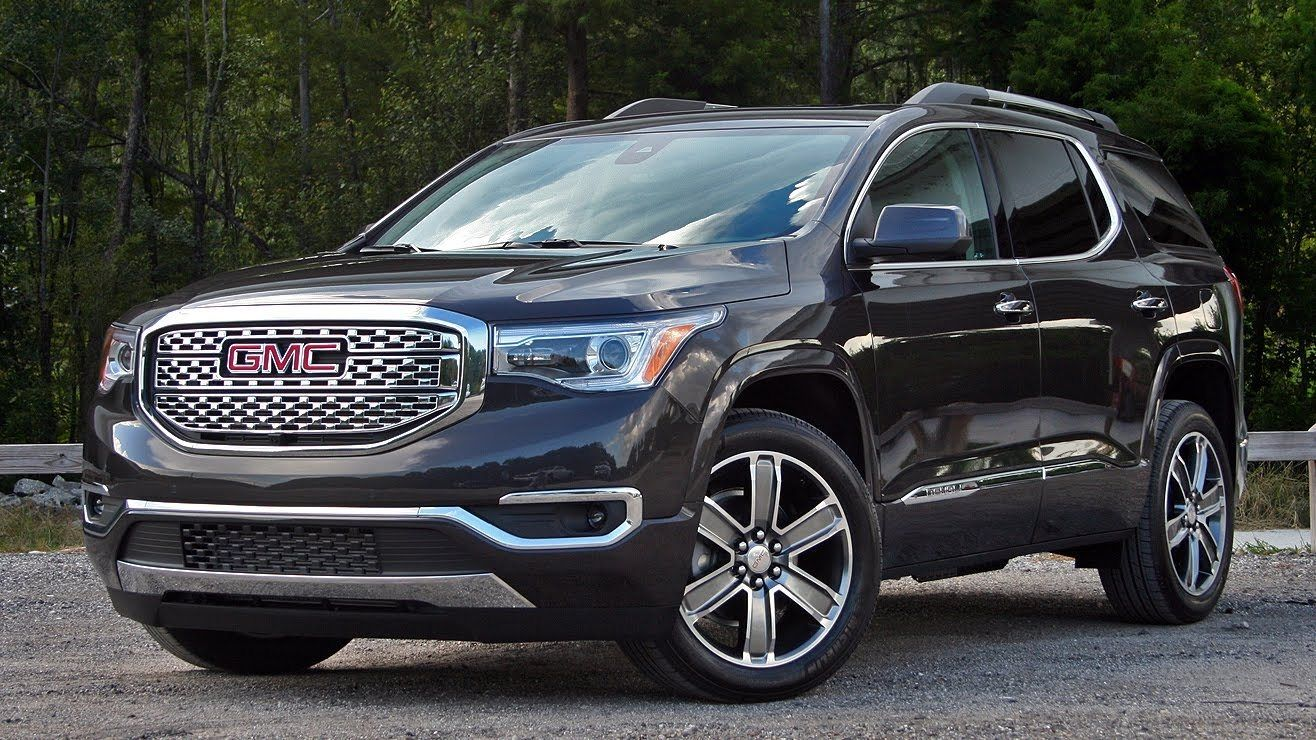 2019 GMC Acadia Concept, Release Date – The brand new 2019 ...