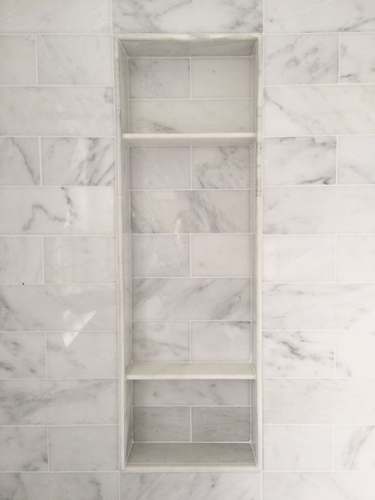 Vertical Instead Of Horizontal Image Result For Laurel Bern Marble Photos For Bathrooms Shower Niche Marble Showers Marble Tile Bathroom