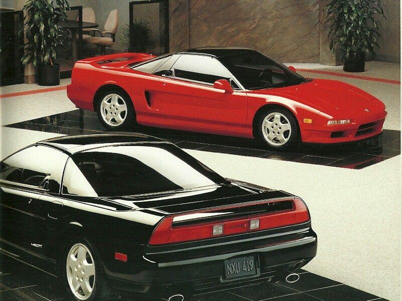 1995 Acura NSX (With images) Nsx, Acura nsx, Acura cars