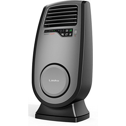 Lasko Ceramic Electric Heater With 3d Motion Heat Technology Electronic Touch Control Operation Adjustable Thermostat With 2 Comfort Settings Bui Calefactores