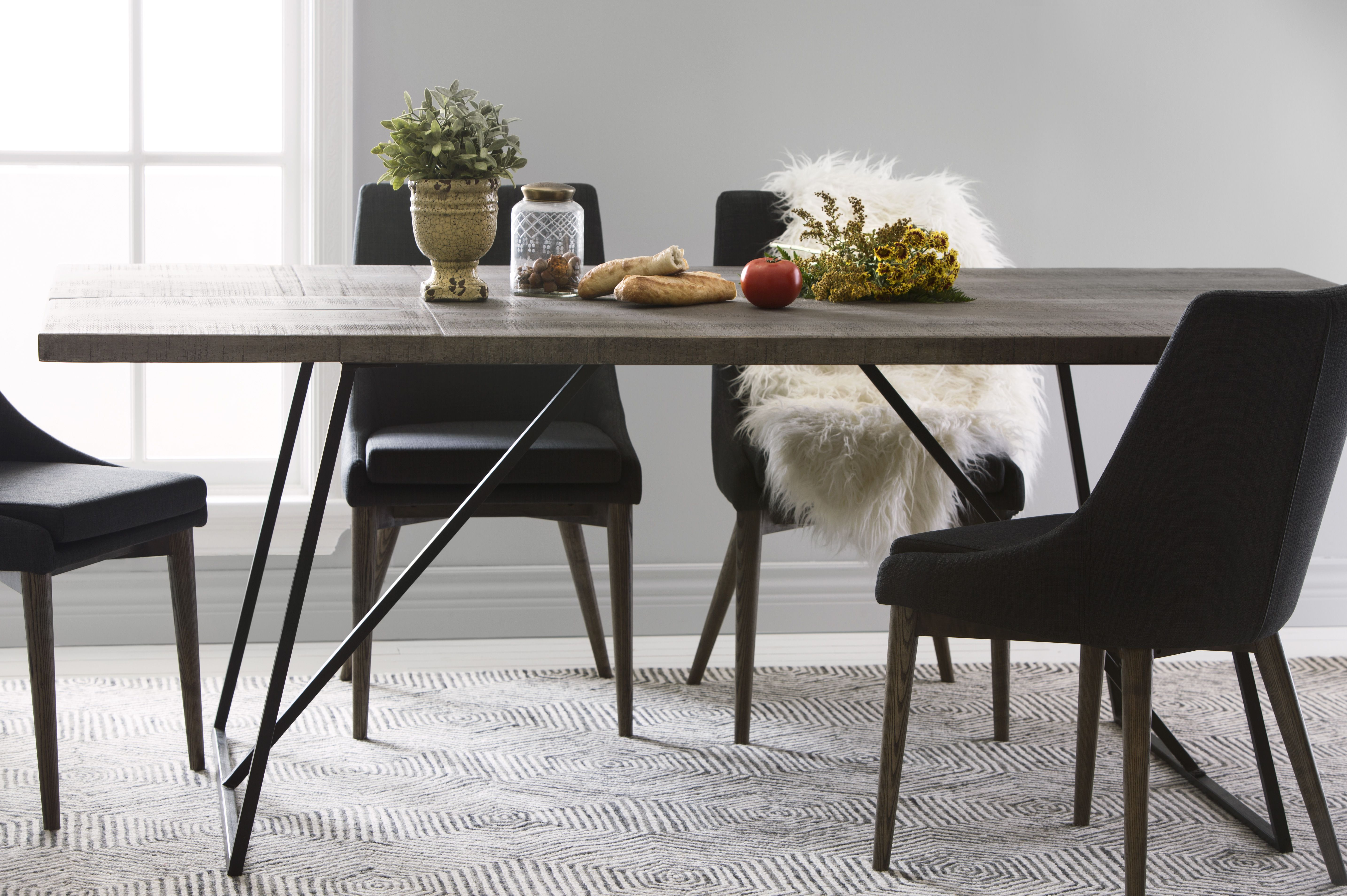 Capetown Solid Mango Wood Dining Table Home Sweet Home Pinterest