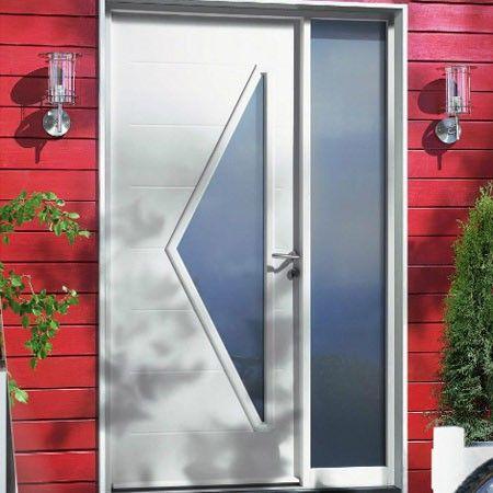 Porte Dentrée Acier BelM Fenêtres Et Portes Dentrée Pinterest - Porte entree acier