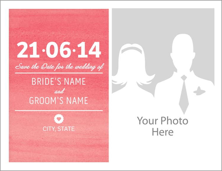 Save the Date Wedding save the dates, Wedding
