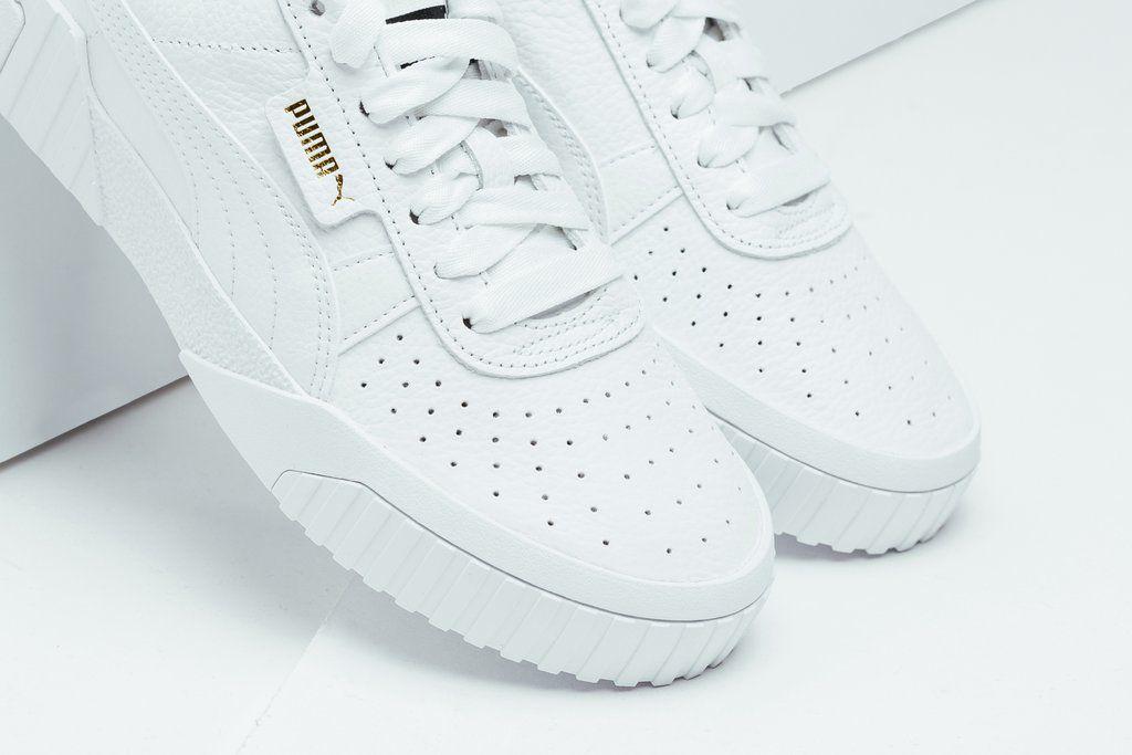 PUMA Cali Triple White - Sneaker Bar
