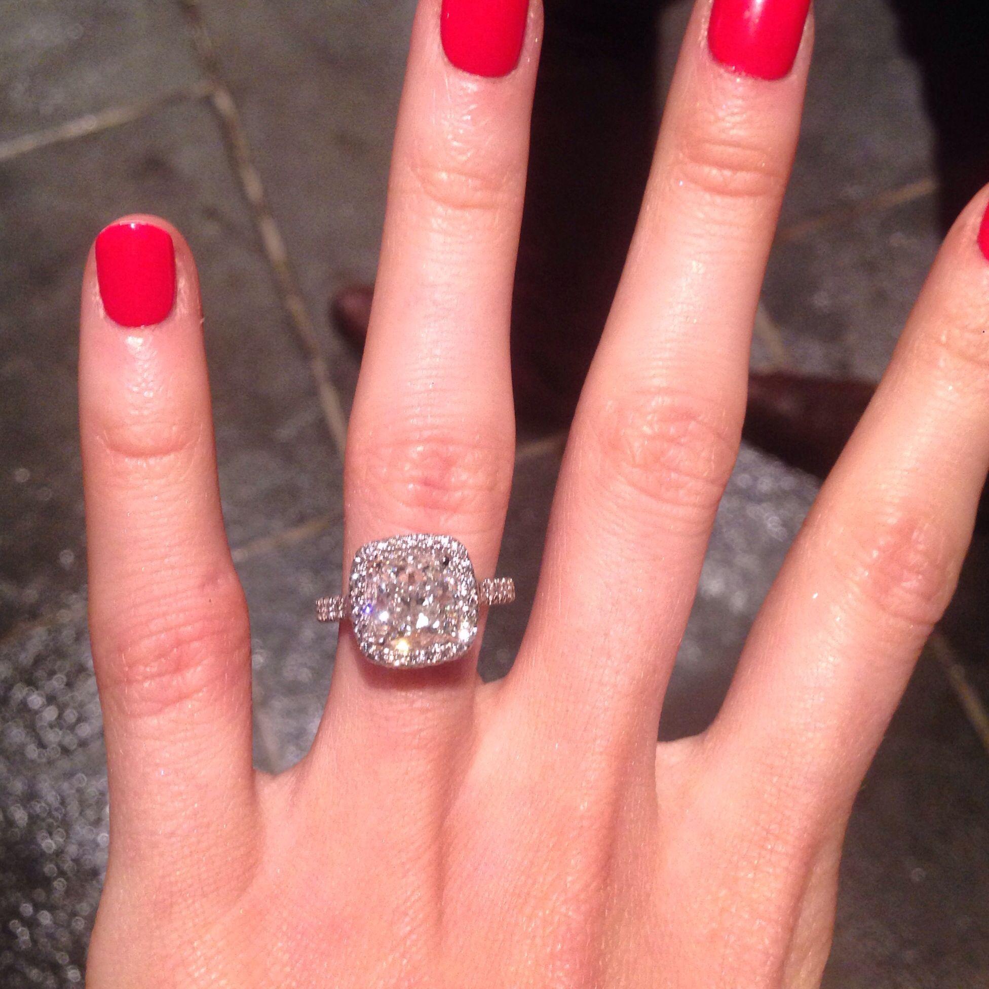Wedding Ideas Blog   Halo setting, Ring and Wedding