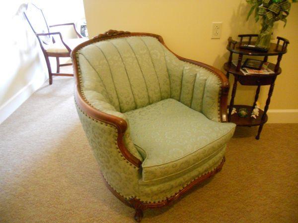 Antique Sofa Chair Craigslist