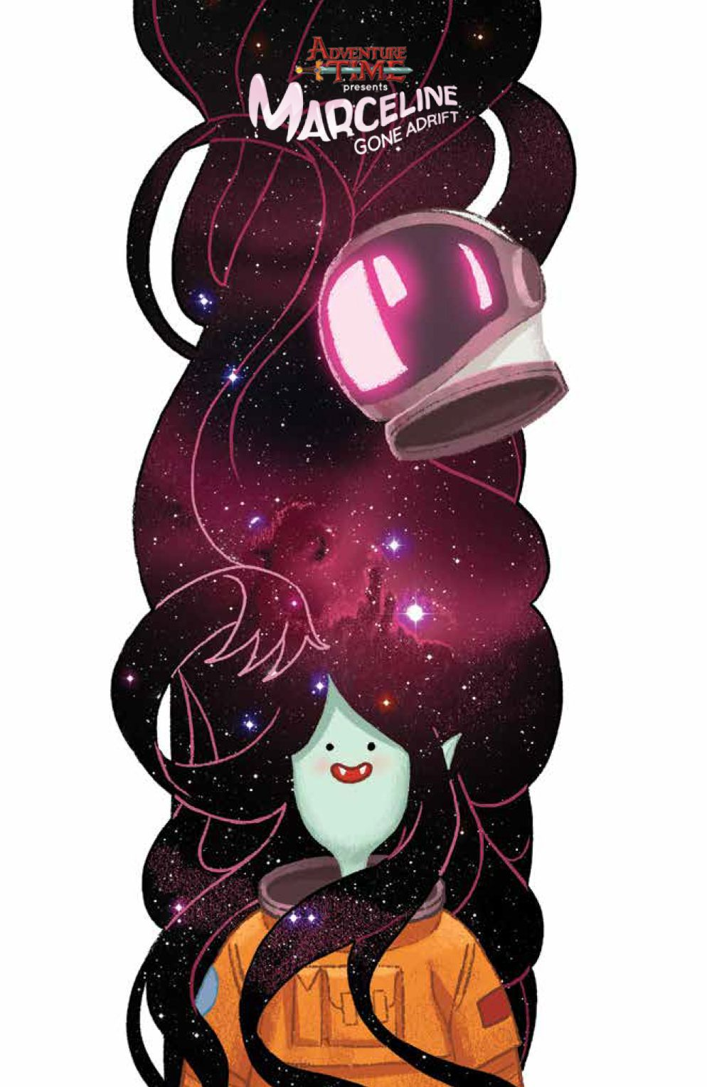 Adventure Time Marceline Gone Adrift 06
