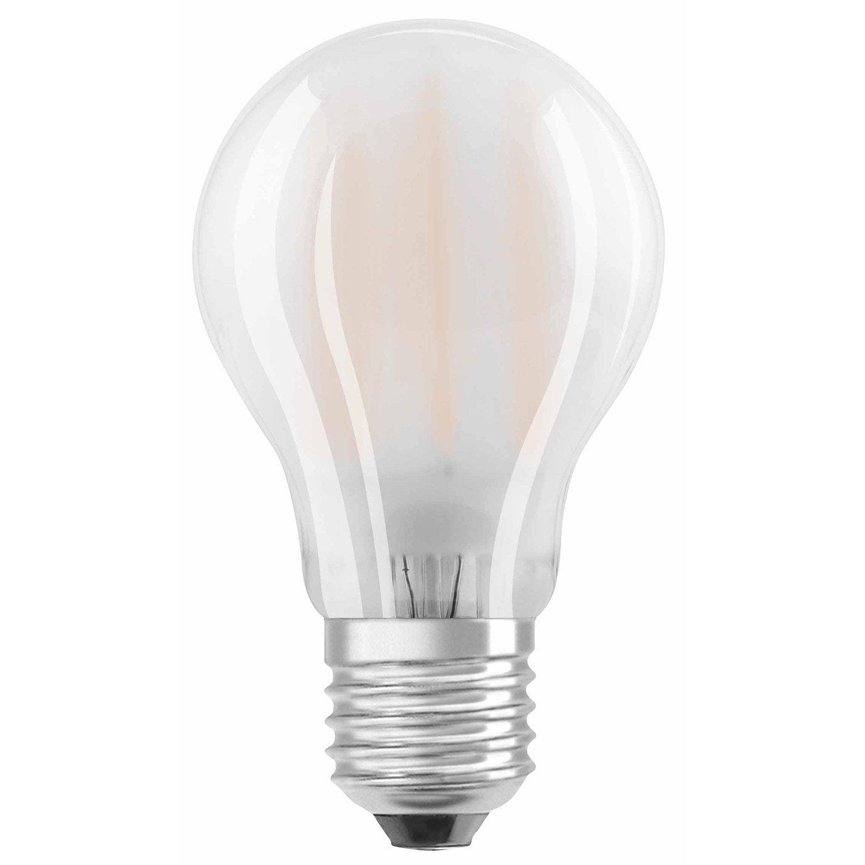 Ampoule Led Goutte E27 806 Lm 60 W Blanc Neutre Osram