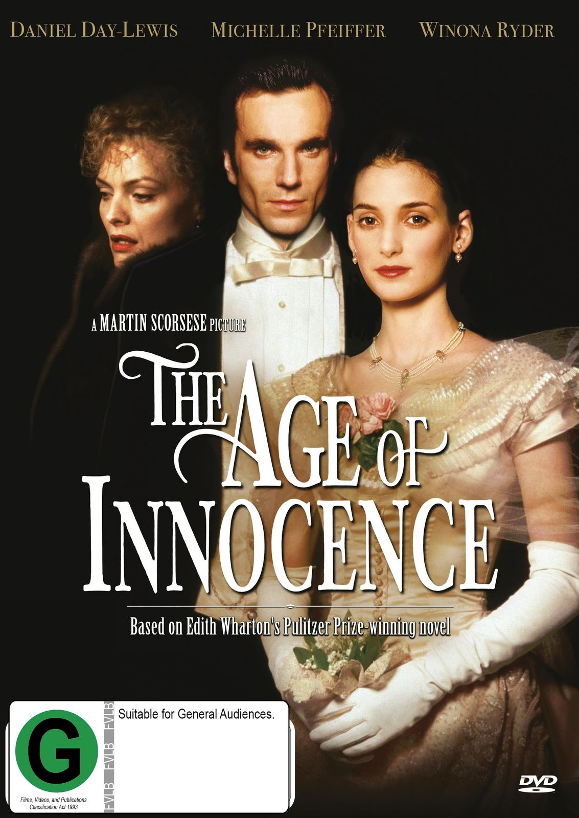 The Age of Innocence DVD in 2020 The age of innocence