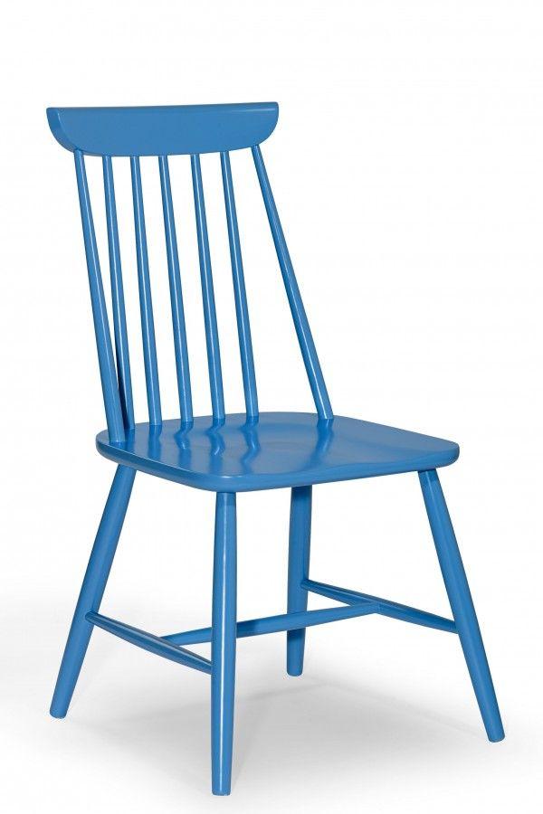 Stuhl Moritz, blau - Stühle - Sitzen | Stühle Holz | Pinterest ...