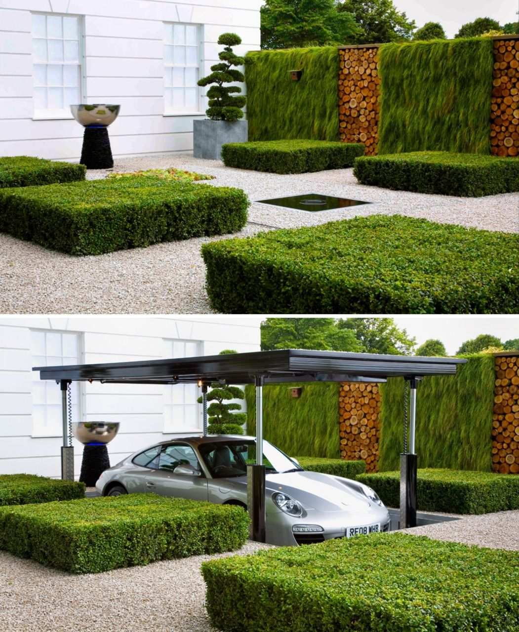 Best 25 Modern Garage Ideas On Pinterest: The 25+ Best Underground Garage Ideas On Pinterest