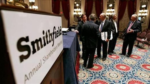 Smithfield Is Pressed to Break Itself Up, and More - Video Dailymotion