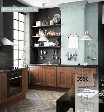 Merveilleux On A Choisi Pour Vous Le Meilleur Des Modèles De Cuisine Ikea.