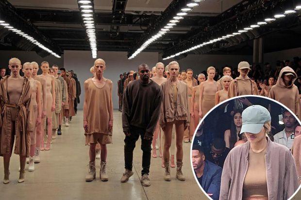 Yeezy Season 2 Finds Kylie Jenner Making Nyfw Debut Plus A New Kanye Song Yeezy Fashion Show Kanye West Style Kanye Fashion