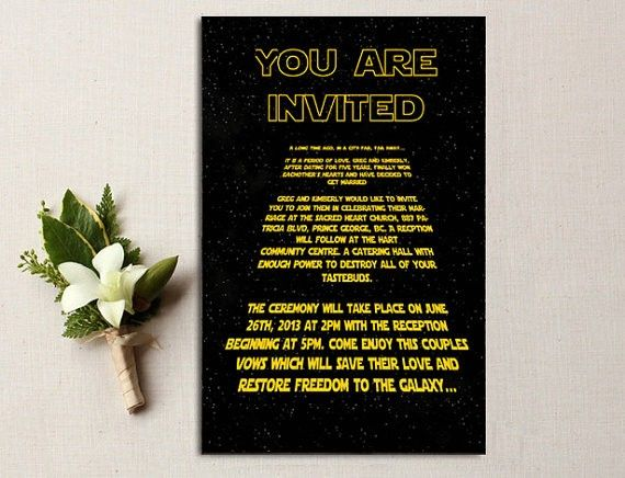 50 Best Star Wars Wedding Ideas Of All Time Uned