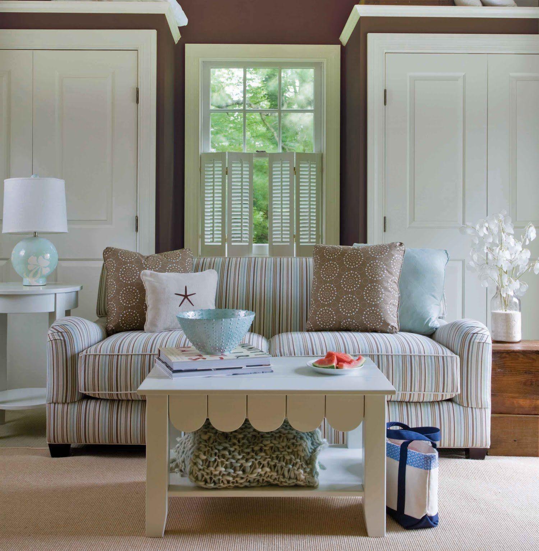 Coastal Cottage Living Room Furniture 2