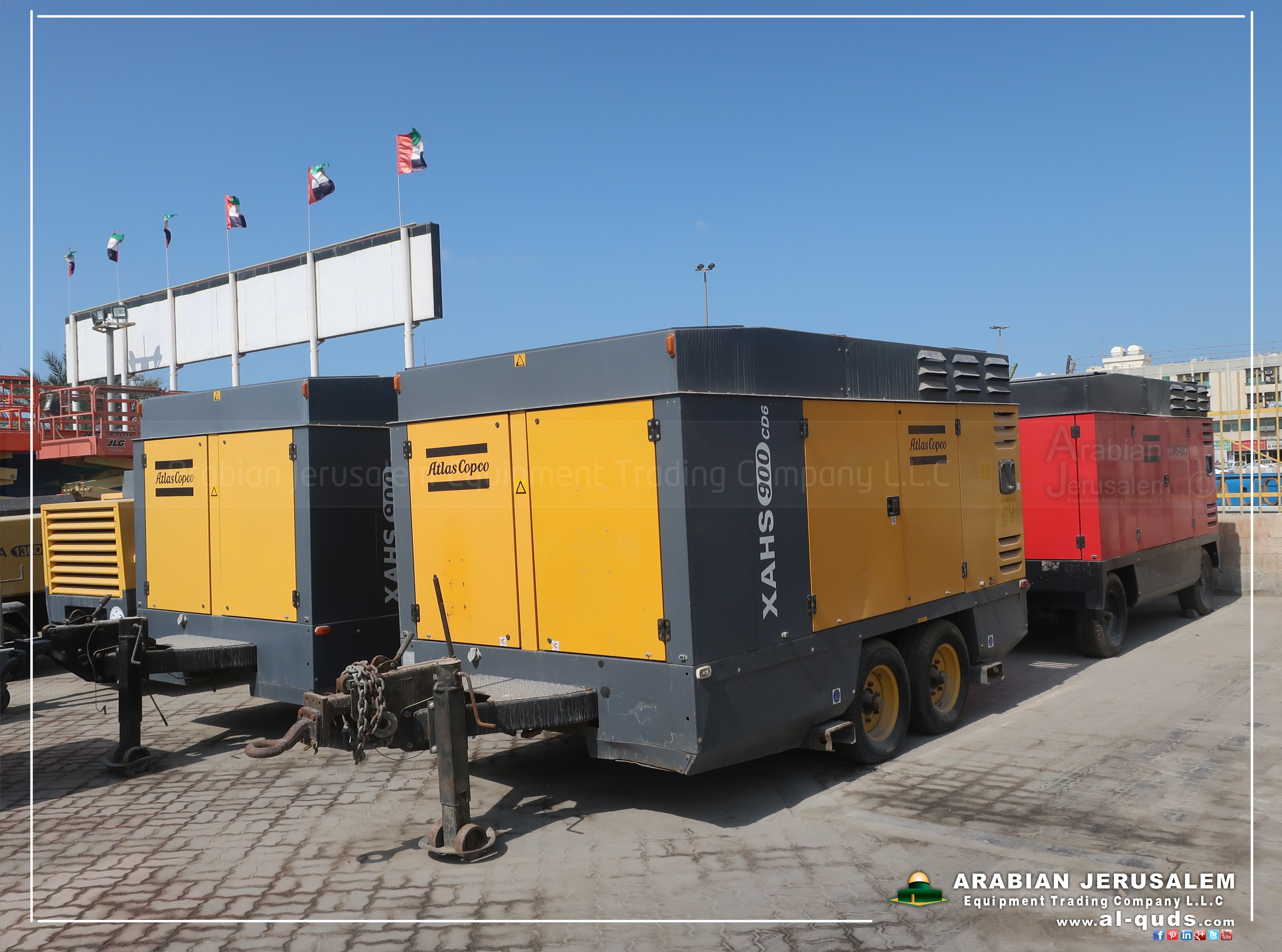 The best choice for all your projects needs! Atlas Copco