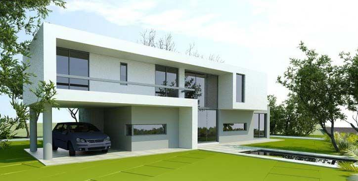 casa de diseño contemporaneo