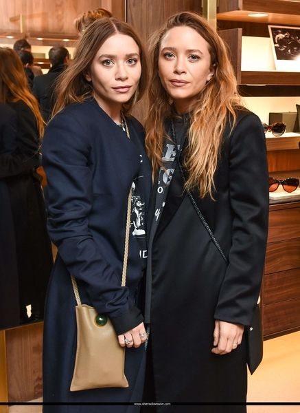 Mary-Kate and Ashley Olsen - Page 45 - the Fashion Spot
