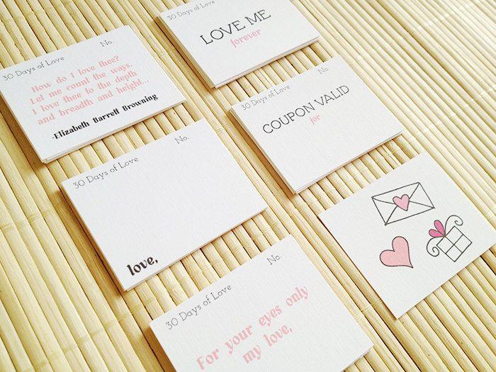 photo regarding Printable Love Note known as Valentines Working day Printable Enjoy Notes - PDF 8.5\