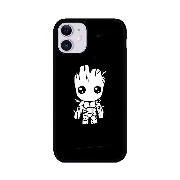 Photo of Baby Groot Guardians Of The Galaxy Iconic Anime iPhone 11 Pro Max Case