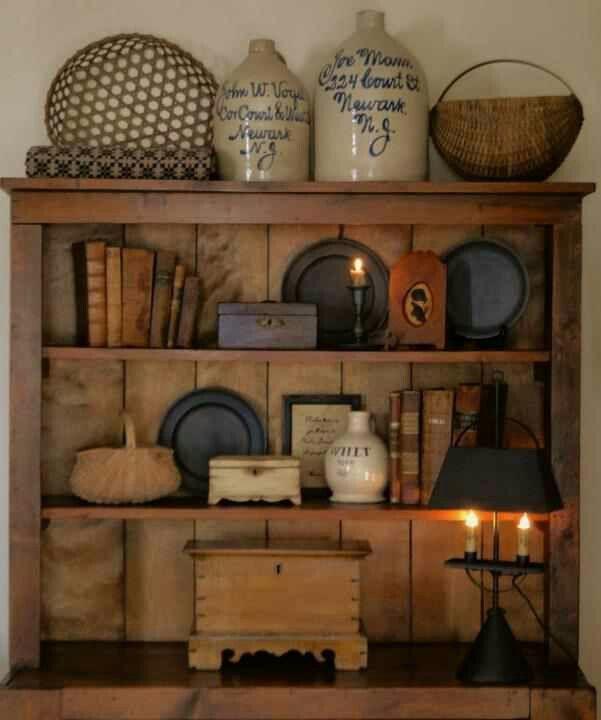 Country cupboard for Muebles el abuelo