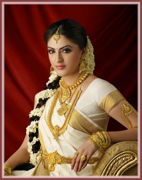 Those Flowers Garlands And Other Head Things No One Sees A Brides Hairstyle Below Explained Regarding South Indian Wedding Hairstyles For Long Hair