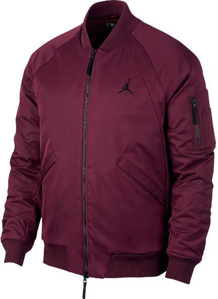 46858d6b33d78 Men s Air Jordan Wings MA-1 Bomber Jacket in 2019
