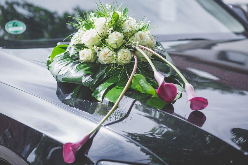 Autoschmuck Herz Fuer Blumengestecke 24 X 9 Cm Autoschmuck Hochzeit Autodeko Hochzeit Blumen Gestecke