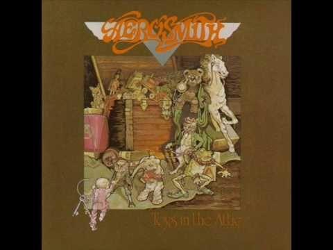 Aerosmith Sweet Emotion 1975 Toys In The Attic Rock Album Covers Aerosmith