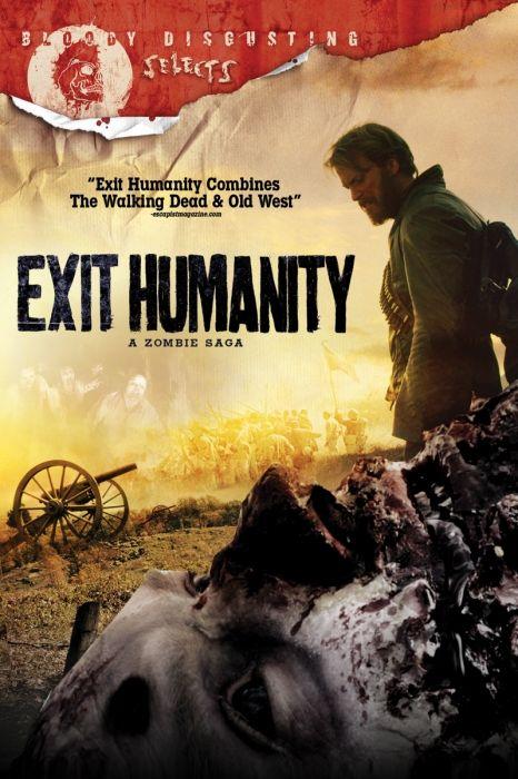 Exit Humanity A Zombie Saga Capas De Filmes Cartazes De Filmes