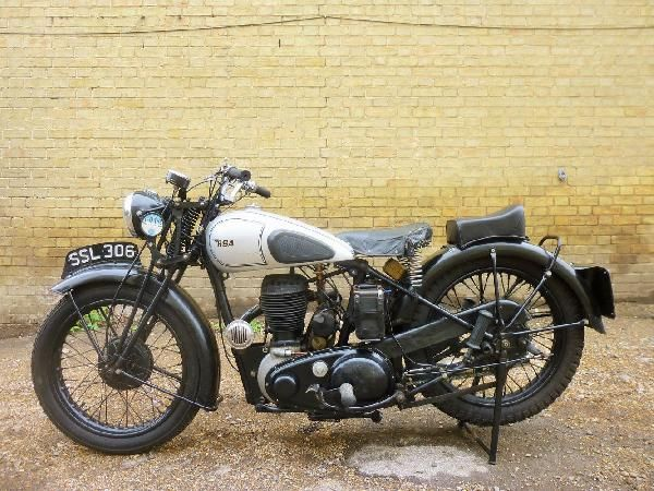 Classic And Race Bike Used 1946 Bsa M20 600cc From Andy Tiernan Classics Oldtimer