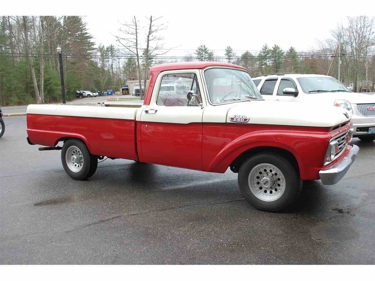 1964 Ford F250 For Sale Cc 979787 1964 Ford Ford F250 F250