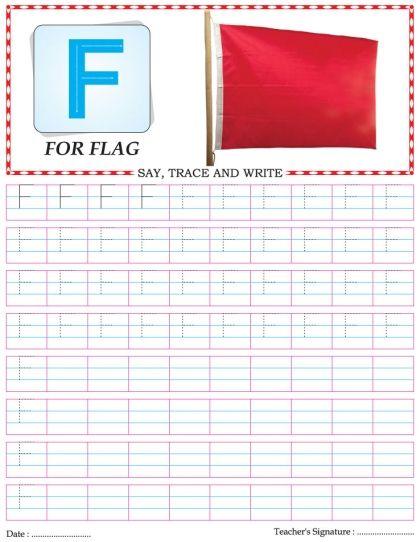 F For Flag