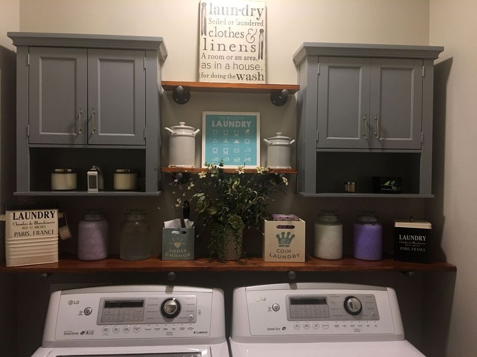 20+ Minimalist Laundry Room Ideas For Small Space images